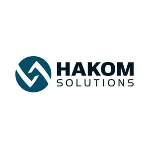 Hakom Solutions solcelleinstallatør firma logo